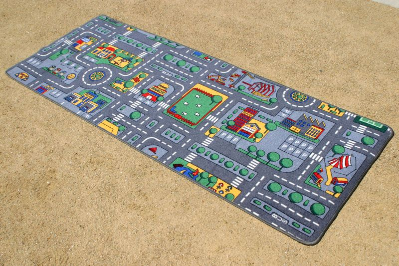 tapis circuit routier tapis leclerc With tapis moquette circuit